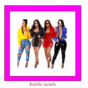bubble jacket