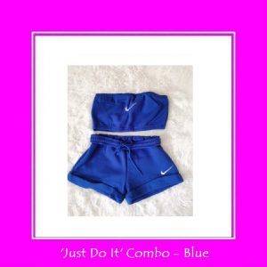 two-piece combo outfit